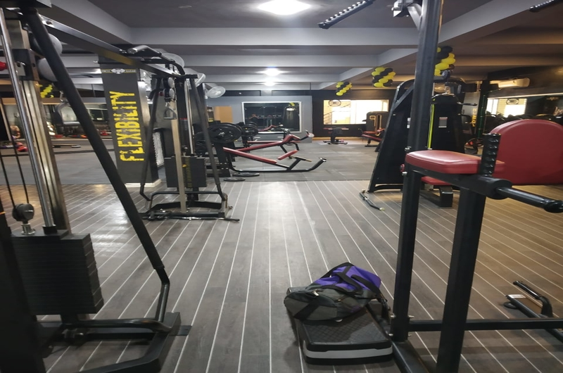 Fitness garage : best gym and fitness club in ratlam